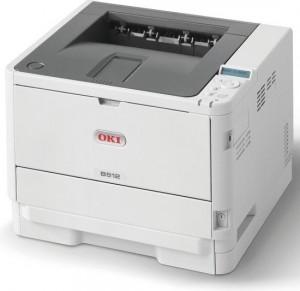 Einer der neuen Drucker: Der schnelle OKI B512