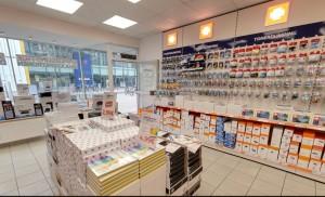 Einmal quer durch den ganzen Laden - wie hier in Altona gibt es inzwischen von allen TONERDUMPING-Läden einen 3D-Rundgang.