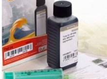 Das Nachfüllest für die PG-545 Druckerpatrone