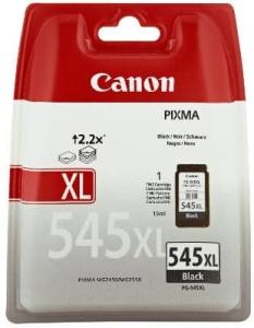 Trotz XL-Befüllung: Mit der originalen PG545XL ist das Drucken ein teurer Spaß