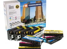 HP 950 10er-Set von Tonerdumping