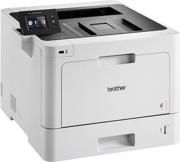 Brother stellt 5 neue Farblaserdrucker vor - Tonerdumping-Blog