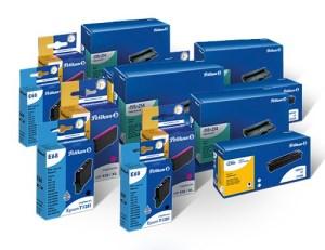 Pelikan Hardcopy bietet Tinte, Toner und Farbbänder an.