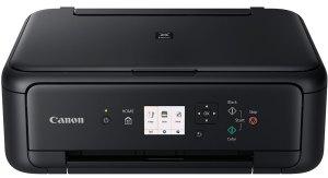 Günstiger Einstiegsdrucker mit Druckkopfpatronen: Canon Pixma TS5150