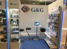 G&G Stand auf der CEBIT - Halle 13, Stand E58.