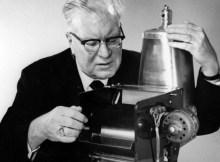 Carlson Erfinder der Xerografie