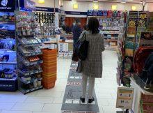 Die Tonerdumping Läden in Berlin sind geöffnet.