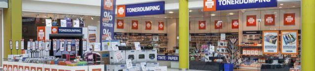 Verkäufer*in für unseren Tonerdumping-Laden im A10-Center gesucht
