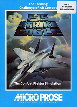 too cool f15 strike eagle low level