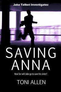 Saving Anna Book Cover