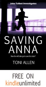Saving Anna on Kindle