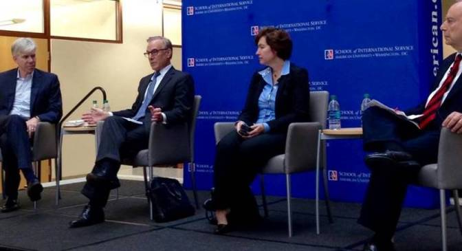 Expert Panel Shines Light on ISIS