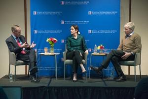SIS Experts Debate Response to Terrorism