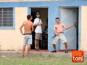ricordi estate 2009. Organizzazione benefica Tonjproject sud sudan Africa.