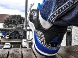 Powl with Jordan Sport Blue - 3