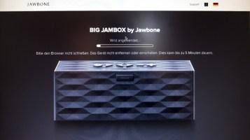 BIG JAMBOX updating Firmware (2)