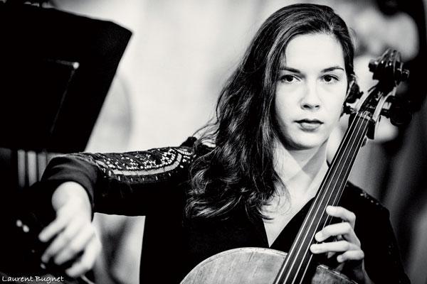 Caroline Sypniewski Violoncelle