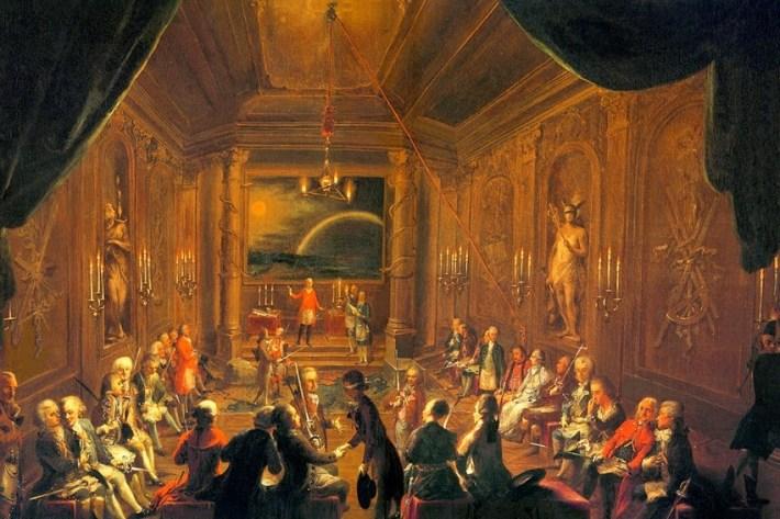 Mozart le franc-maçon