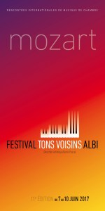 Festival Tons Voisins 2017, Mozart