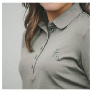 Teknisk Polo T-Shirt fra AEquipt