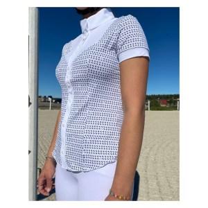 For Horses Gloria Show Shirt Stevneskjorte