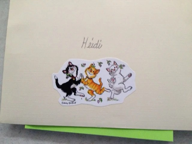 5 reasons to add stickers to your envelopes my grandma also liked to use stickers when she was writing notes she gave up note writing when she turned 100 as of posting this she is still living bookmarktalkfo Images