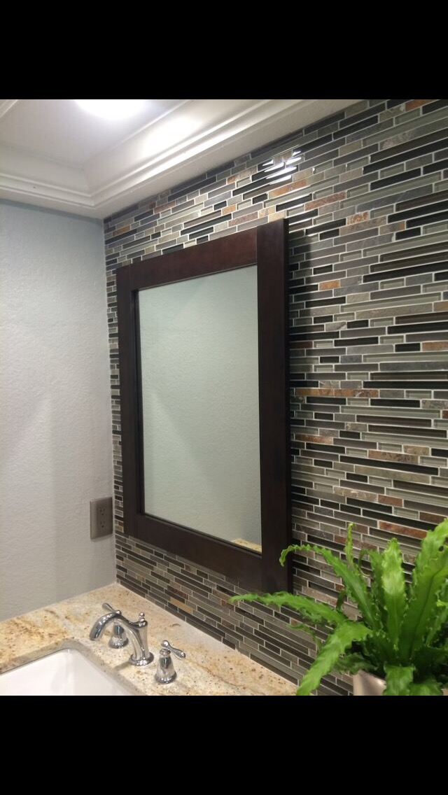 customers projects tons of tile. Black Bedroom Furniture Sets. Home Design Ideas