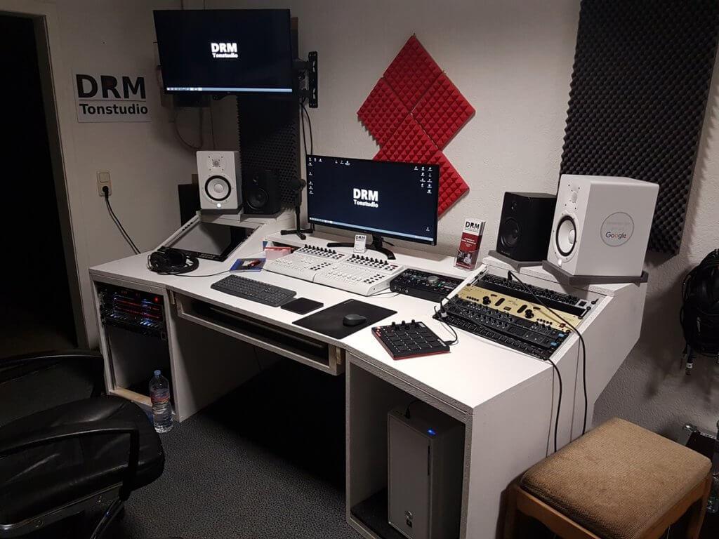 DIY - Recording Schreibtisch 1