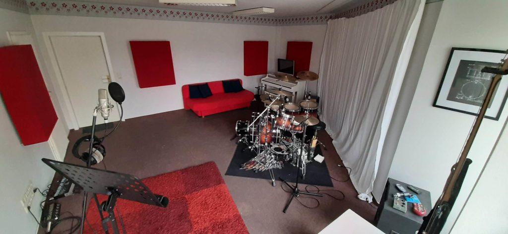 Neues Studio, Weihnachten und 2020 1