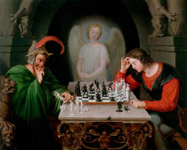 Retzsch_Die-Schachspieler