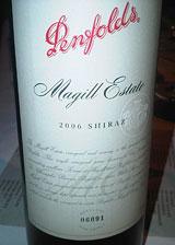 Penfolds Magill Estate Shiraz 2006
