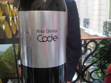 A great red blend