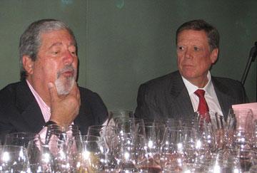 Anthony Dias Blue and Aurelio Montes