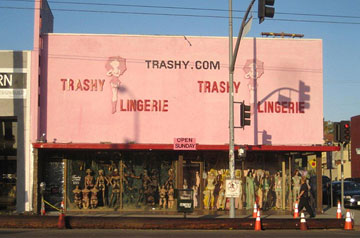 Trashy Lingerie, LA