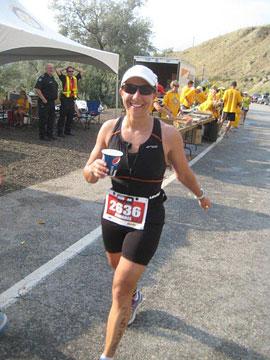 Annabel's marathon