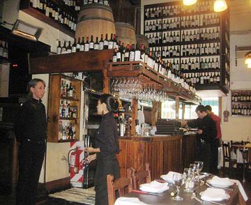 Don Julio restaurant, Buenos Aires