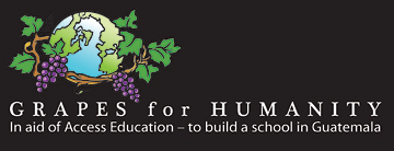 Grapes for Humanity