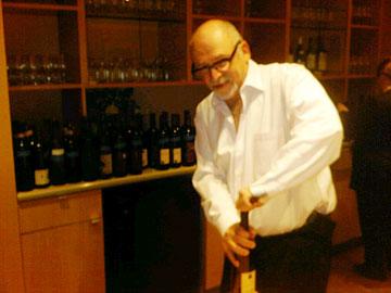 Bill Redelmeier, proprietor, Southbrook Vineyards