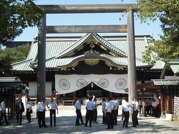 Shinto temple, Tokyo
