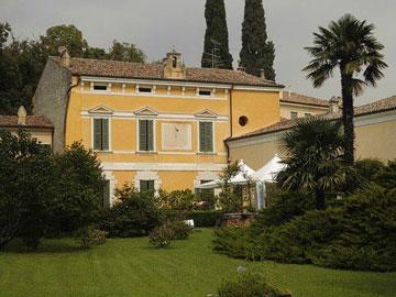 Count Serego Alighieri's house