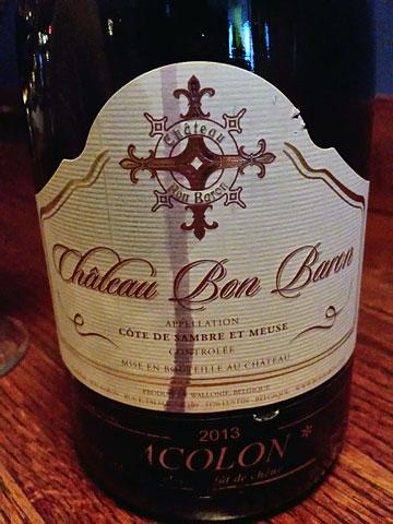 Château Bon Baron 2013
