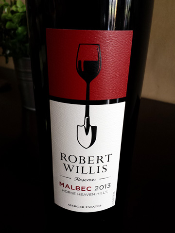 Robert Willis Malbec Reserve 2013