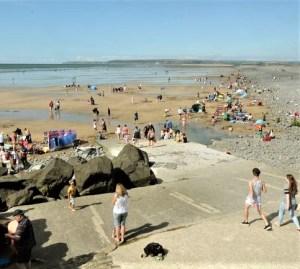 Westward Ho! beach (from Devon Live)