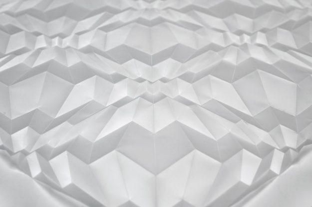 Fibonacci Fold (step formation), (detail)