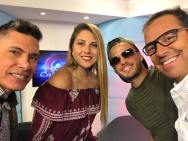 Marlon Monsalve y Gustavo Elis