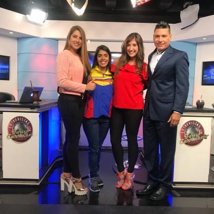 Maria Fernanda Romero y Aisha