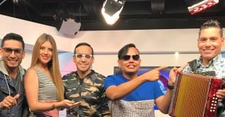 DJ Pana José Tuiran y Javi Ranks