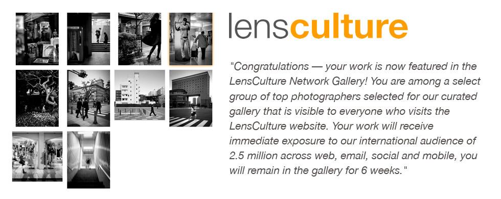 lensCulture featured, tony corocher