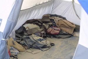 tent-dust