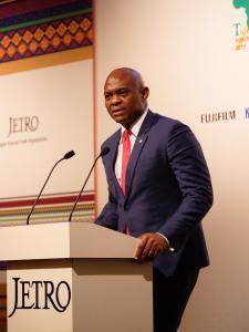 "Elumelu Challenges Japan – ""Partner with us in Empowering African Entrepreneurs"""